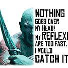 Reflexes by Rachael Burriss