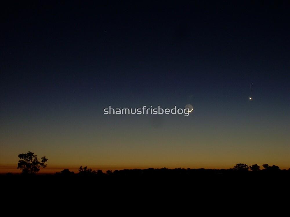 monset-sunrise by shamusfrisbedog