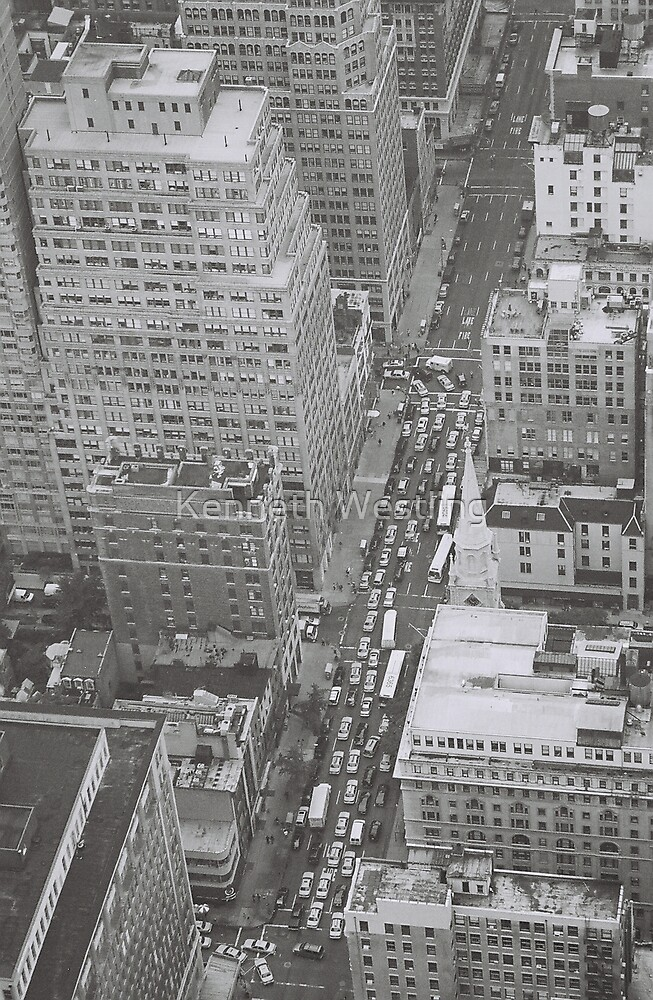 New York, New York by Kenneth Westling