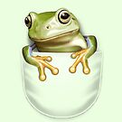 POCKET FROG by MEDIACORPSE