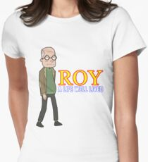 'ROY' (Rick and Morty) Womens Fitted T-Shirt