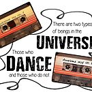 Those Who Dance by Rachael Burriss