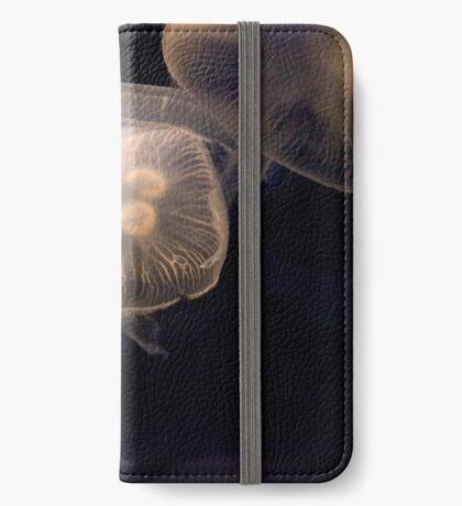 Mondgelees iPhone Flip-Case