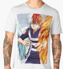 Ice and fire  Men's Premium T-Shirt