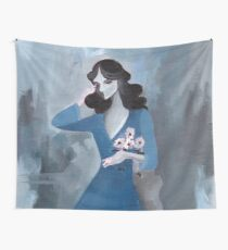 Oh Lord, I'm in love Wall Tapestry