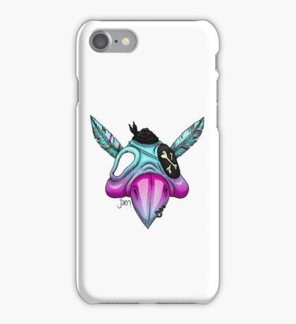 Psittaskull iPhone Case/Skin
