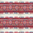 Native American Indian Blanket Weave by Delights