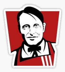 Hannibal KFC Sticker