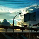 Highway to the sky by LeGreg