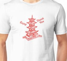 Chinese Food Take Out Unisex T-Shirt