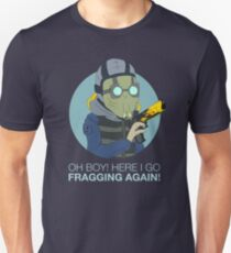Rick and Morty in CSGO! [Krombopulos Michael] T-Shirt