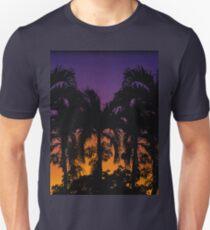 Purple and Rain Unisex T-Shirt
