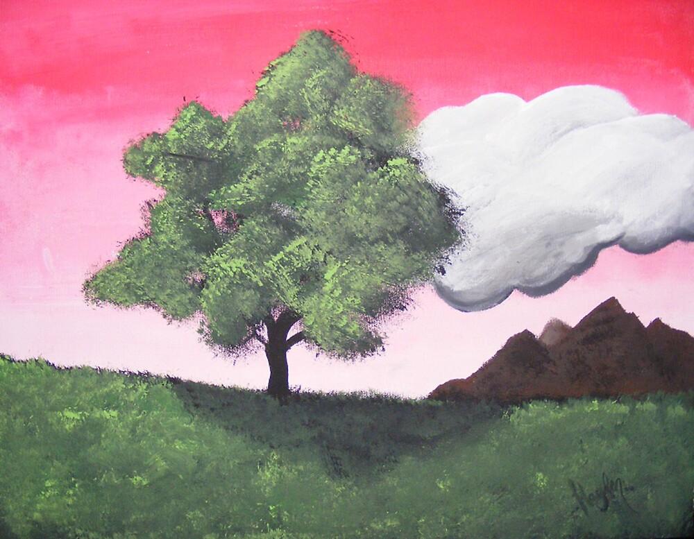 Red Sky by Hayden Brown