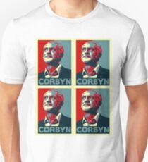 Jeremy Corbyn Pattern Unisex T-Shirt