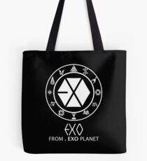 EXO from EXO Planet Tote Bag