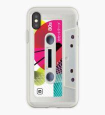 Retro Cassette Tape ~ Japanese 01 iPhone Case