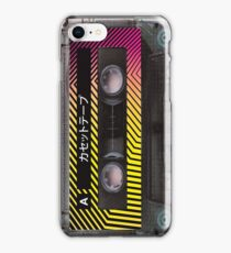 Retro Cassette Tape ~ Japanese 03 iPhone Case/Skin