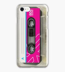 Retro Cassette Tape ~ Japanese 04 iPhone Case/Skin
