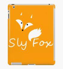 Zootopia- Sly Fox iPad Case/Skin