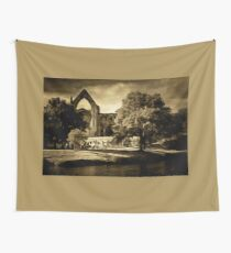Bolton Abbey Priory, Wharfedale, North Yorkshire, England (founded 12th century) Wall Tapestry