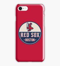 Boston RedSox2 iPhone Case/Skin