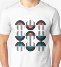 Abstract Geometric Art Unisex T-Shirt