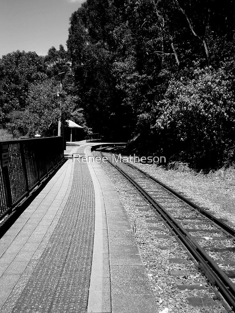 Kuranda Rail by Renee Matheson