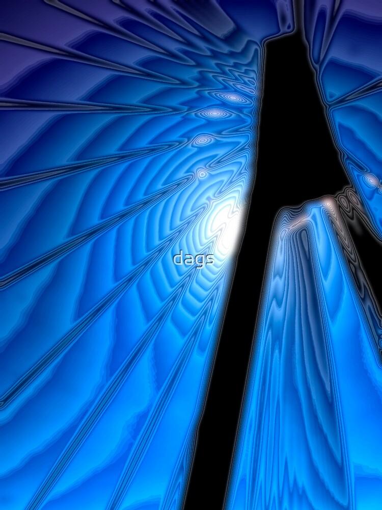 Black & Blue, warped version by dags