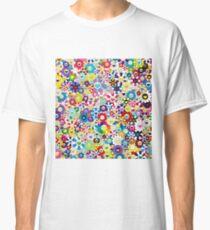 Takashi Murakami Shangri-la Shangri-la Shangri-la Classic T-Shirt