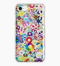 Takashi Murakami Shangri-la Shangri-la Shangri-la iPhone Case/Skin