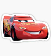 Cars III Sticker