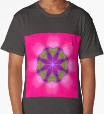 FLOWER OF LIFE  Long T-Shirt