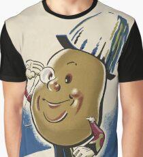 Field Marshal 'Potato Pete' Graphic T-Shirt