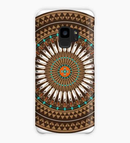 Pow Wow (Wacipi) Case/Skin for Samsung Galaxy