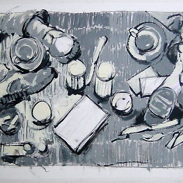 Still Coffee & cigarettes by wigman
