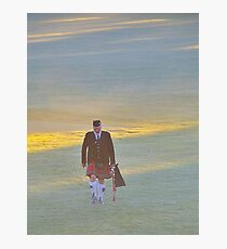 Brigadoon Walking In The Glen - Brigadoon Highland Gathering , Bundanoon, NSW Australia Photographic Print