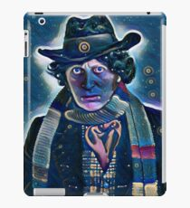 Doctor Who - Forth Doctor iPad Case/Skin