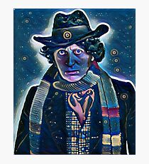 Doctor Who - Forth Doctor Photographic Print