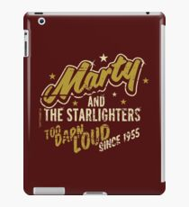 BTTF - Marty and the Starlighters  iPad Case/Skin