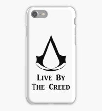 Assassins Creed Logo iPhone Case/Skin