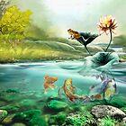 Life Underwater by Rubyblossom