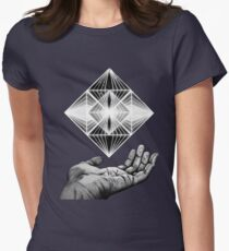 Polytope Womens Fitted T-Shirt