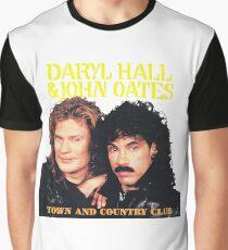Daryl Hall & John Oates 4 Graphic T-Shirt