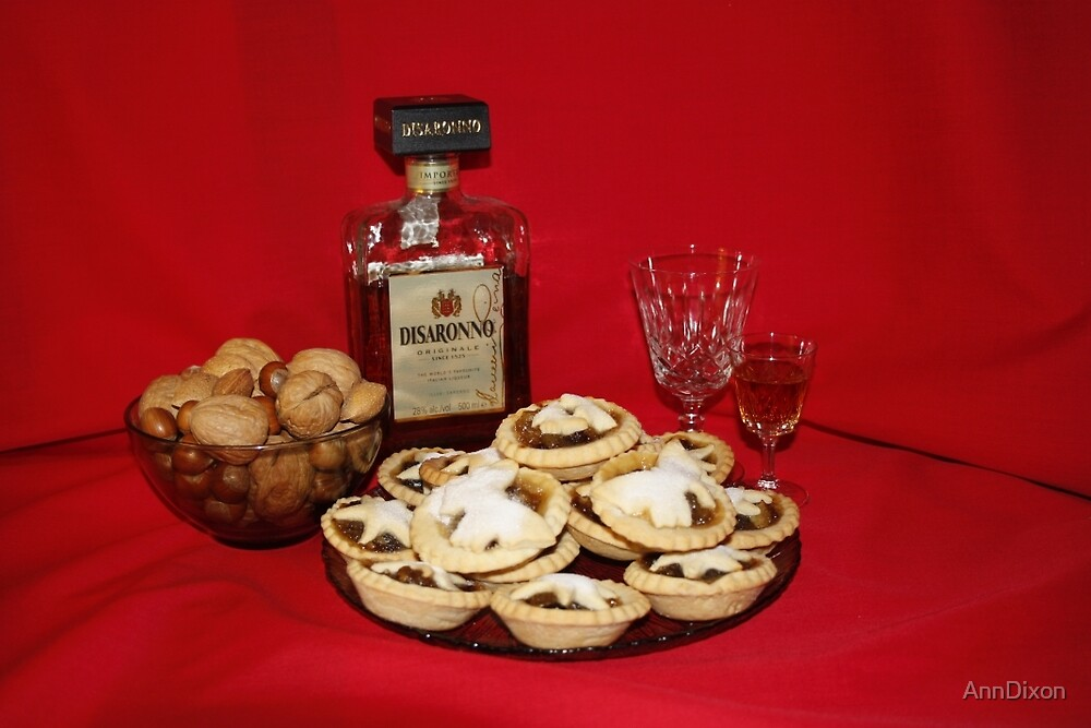 Homemade MincePies by AnnDixon