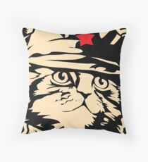 General Mittens - Classic Close Throw Pillow