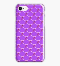 Scales pattern iPhone Case/Skin