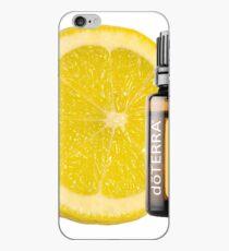 Lemon Doterra iPhone Case