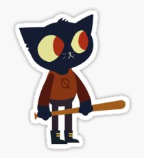 Night in the Woods  Sticker