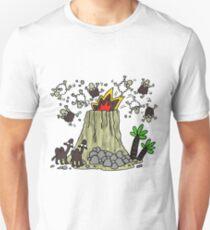Lanzarote volcano Unisex T-Shirt