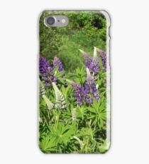 Lupin Garden iPhone Case/Skin
